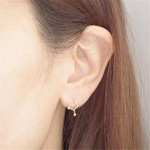 NWOT Scientific Element Molecule Big Bang Earrings